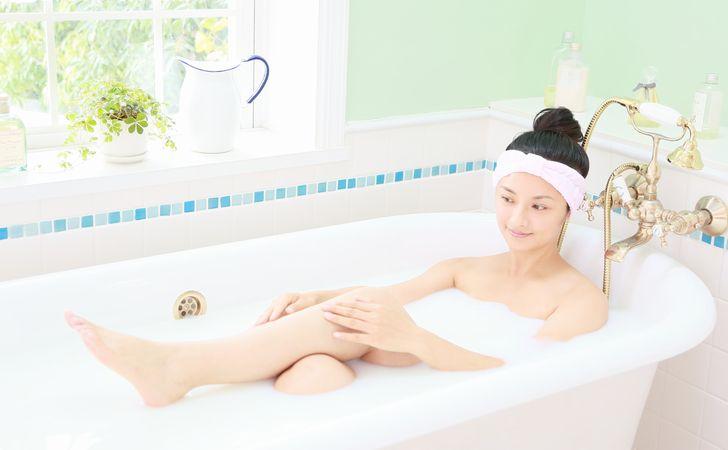 妊娠中のお風呂について